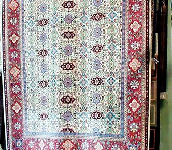 More About Area Rug Cleaning