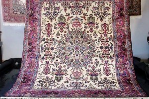 Turn of the century persian rug