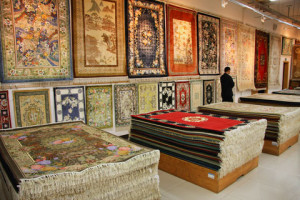 Buying an Oriental rug
