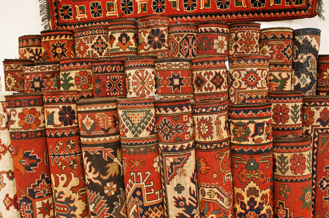 Decorating with Oriental Rugs