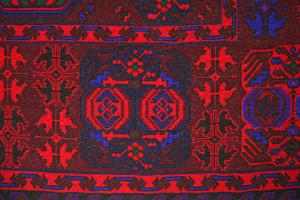 Oriental Rug Color