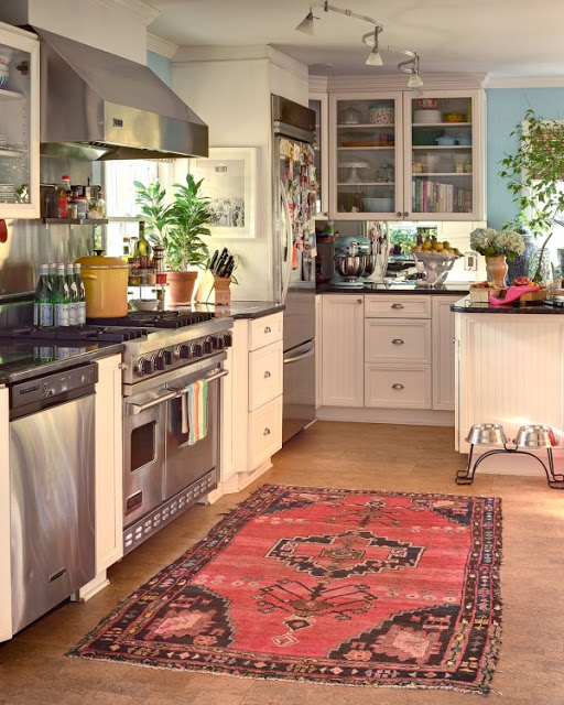 Oriental Kitchen Rugs A Good Idea Or Bad Steam