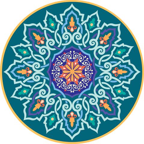 Oriental Rug Colors
